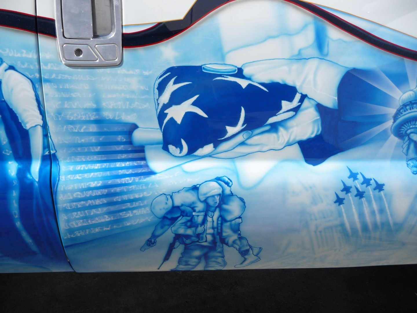 Airbrush Artwork
